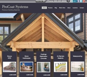 ProCoat Systems New Website